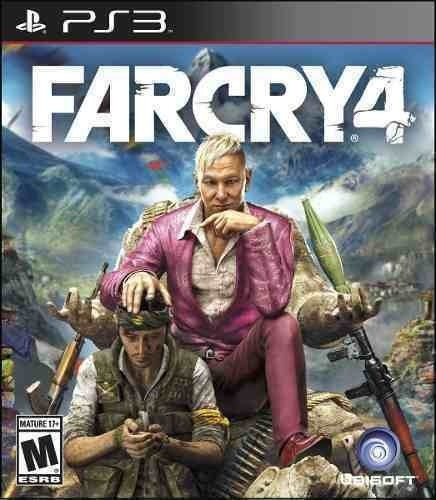 Far Cry 4 Portugues - Jogos Ps3 Playstation 3 Psn