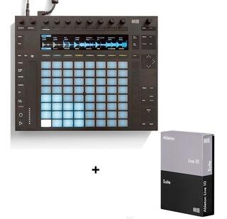 Ableton Push 2 Incluye Live 10 Suite Entrega Inmediata Envio