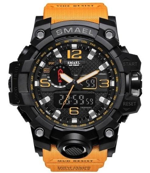 Relógio Esportivo Masculino Smael Sl-1545