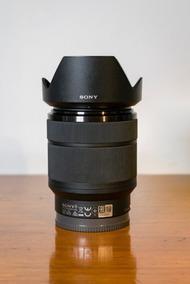 Lente Sony Full Frame 28-70mm F/ 3.5-5.6 Oss E-mount Usada