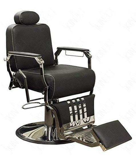 Silla De Barbero Theo Vintage Barber Chair Styling Salon