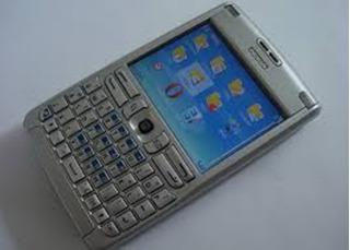 Celular Nokia E 62-1 Raridade Funcionando