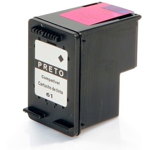 Cartucho Tinta Compatível Microjet Para Uso Em 3000 J310a Bk