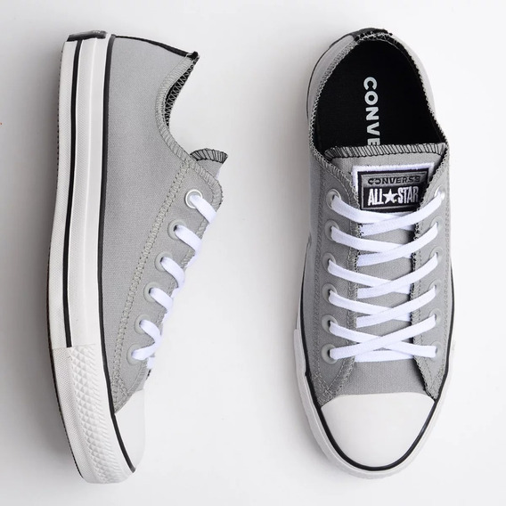 Tenis Converse Chuck Taylor All Star Cinza - Ct12230001