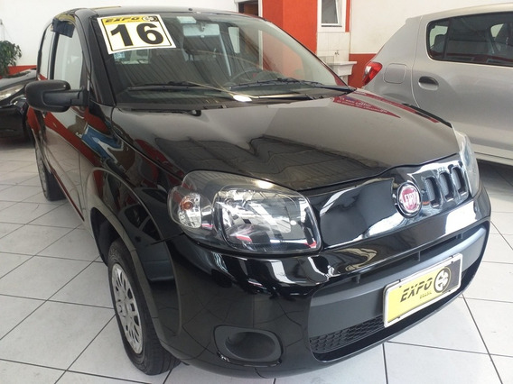 Fiat Uno Vivace 2016 Com Direcao Hidraulica