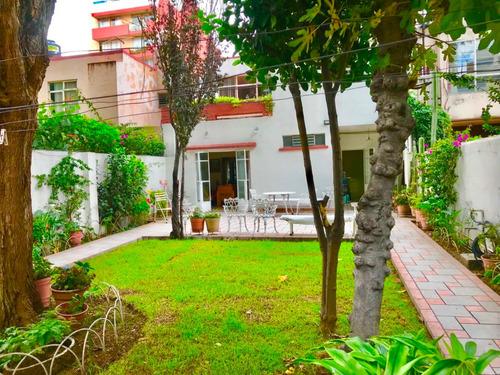 Imagen 1 de 14 de Casa En Venta En La Colonia Del Valle