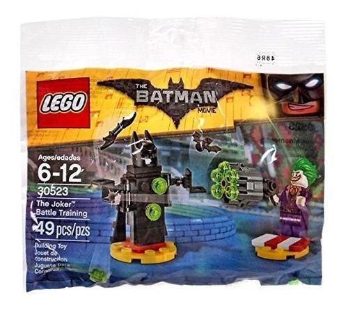 Lego 30523, Película Batman, La Batalla De Comodín, Mini Set