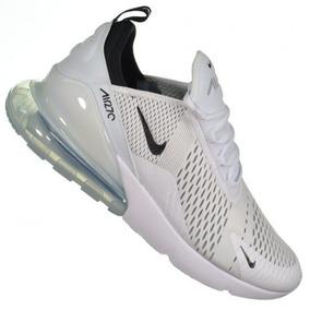 Tenis Nike Ah8050-100 Air Max 270 Branco Tamanho 46 Original
