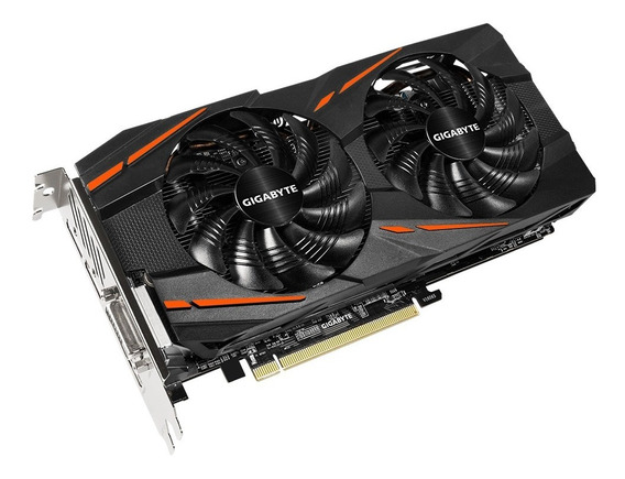 Placa De Vídeo Gigabyte Rx 580 Series 8gb Gddr5