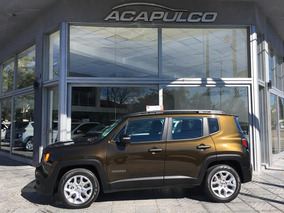 Jeep Renegade 1.8 Sport Plus At Okm / 350000 Y Cuotas /