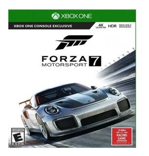Forza Motorsport 7 Xbox One Fisico Sellado