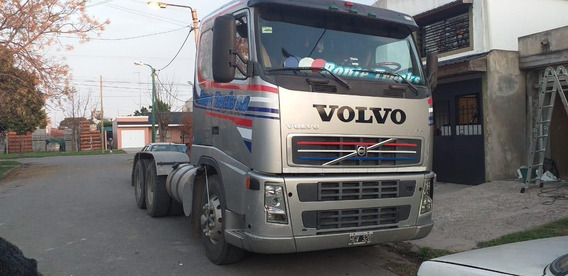 Volvo Fh 400 6x2 Tractor