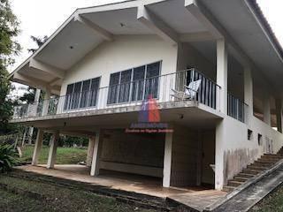 Chácara Com 3 Dormitórios À Venda, 3500 M² Por R$ 850.000 - Condomínio Beringela - Iate Clube De Campinas - Americana/sp - Ch0026