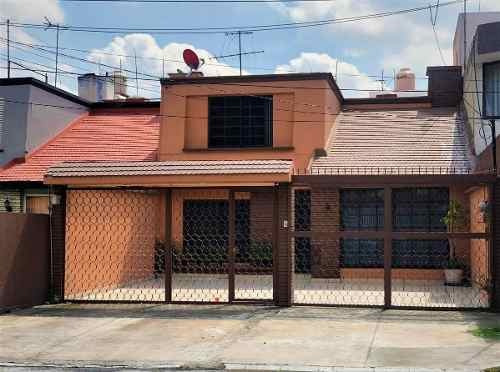 Casa En Renta En Rancho Vista Hermosa, Colonia Santa Cecilia, Coyoacán, Cdmx