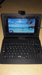 Tablet 7 Soyi S701 + Funda + Teclado