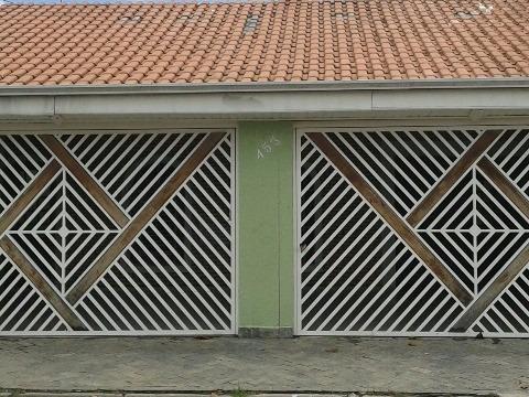 Casa Com Edícula Para Venda No Bairro Vila Industrial Em São José Dos Campos/sp - Ca00434 - 4864720