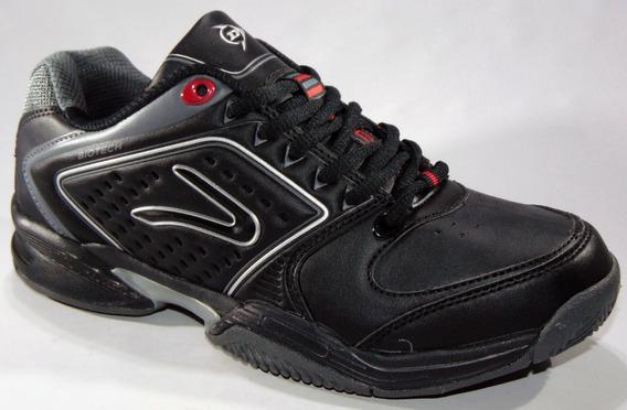 Zapatillas Tenis Dunlop Art 2664 Mod Biotech