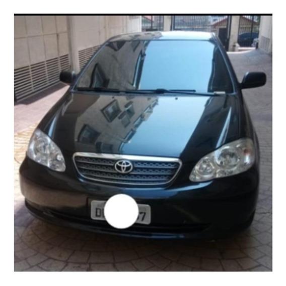 Toyota Corolla 1.8 Xei Automatico Com Manual E Chave Reserva