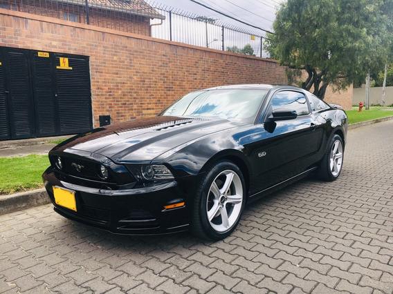 Ford Mustang Gt V8 Premium 2014 Oportunidad!