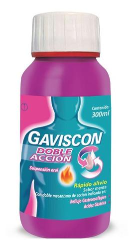 Gaviscon® Doble Acción 300ml