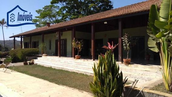 Chácara Com 4 Dormitórios À Venda, 5000 M² Por R$ 1.200.000 - Ouro Fino - Santa Isabel/sp - Ch0040