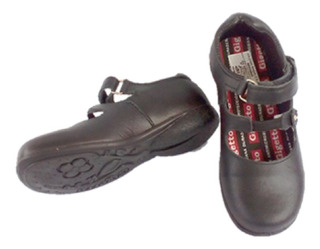 Zapato Colegial Escolar Niñas Gigetto 503