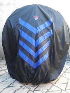 Capa Protetora Paramotor, Tecido 100% Impermeável.