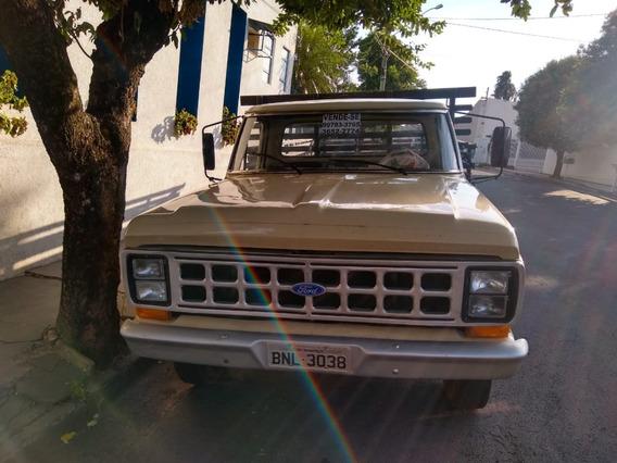 Ford F-4000 1983 Reformada