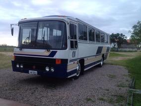 Ônibus Antigo Marcopolo Iii Se - Impecável