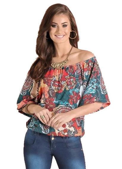 Camisa Blusa Social Regata Moda Verão Chiffon Feminina Luxo
