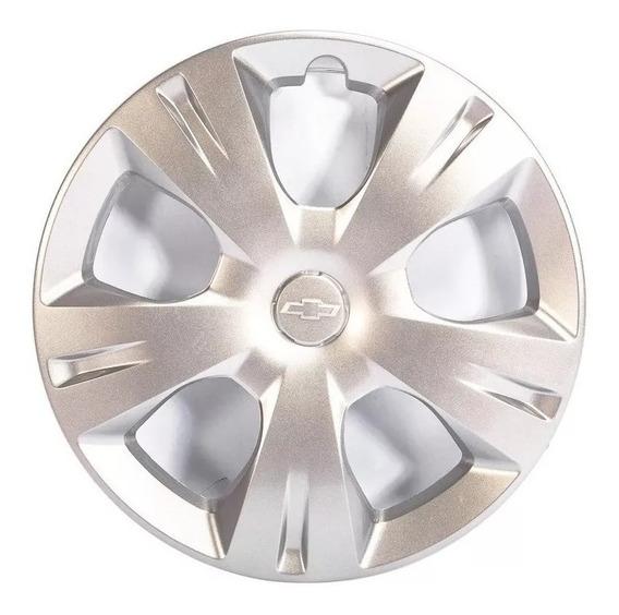Cubierta Tapon Rueda Chevrolet Beat 2018 - 2020