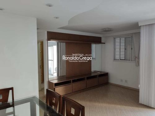 Apartamento Com 2 Dorms, Vila Paulista, São Paulo - R$ 550 Mil - V3987