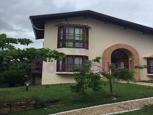 Casa A Venda, Terras De São Carlos, Jundiaí Mirim, Jundiaí - Ca08919 - 33189949