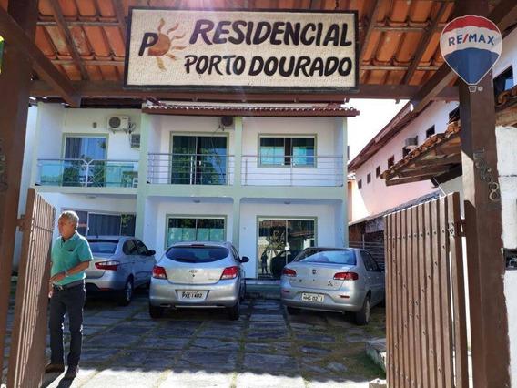 Re/max Aluga Por Temporada, Duplex 4 Quartos, 300m Da Praia, R$ 1.000/dia - P. Dos Pataxós P/max. 17 Pessoas. Valores Das Diárias Conforme As Datas. - Ad0027