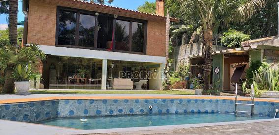 Casa Com 3 Dormitórios Para Alugar E Vender , 290 M² - Granja Viana - Embu Das Artes/sp - Ca16748