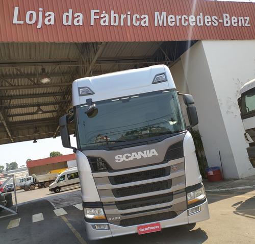 Scania R450 Highline = 6x2 = Retarder = Revisada