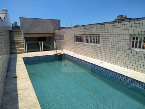 Casa À Venda, 300 M² Por R$ 1.130.000,00 - Marapé - Santos/sp - Ca1929