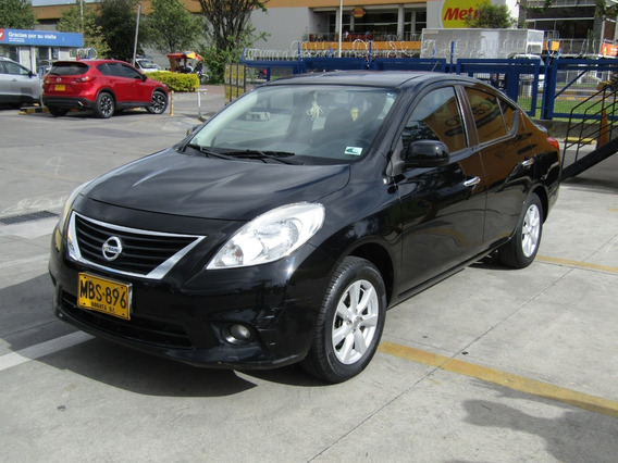 Nissan Versa Advance At 1600