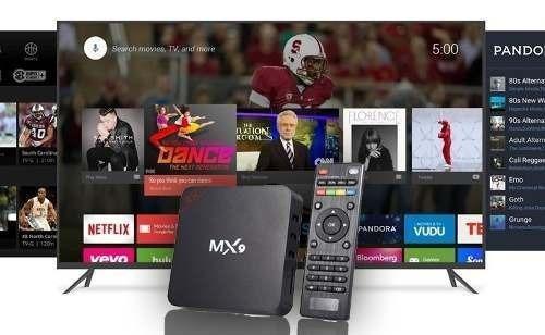 Tv Box 4k Mx9 Pro
