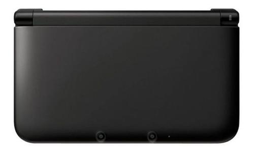 Nintendo 3DS XL Standard  color negro