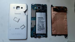 Samsung A5 A500m/ds 4g 16gb 4core Tela Ruim Liga Recebe . C