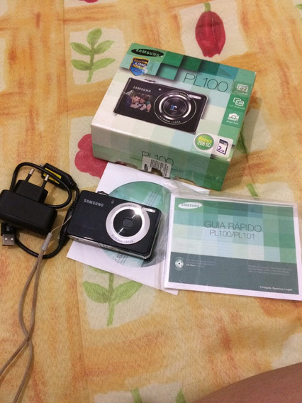 Câmera Samsung Pl100