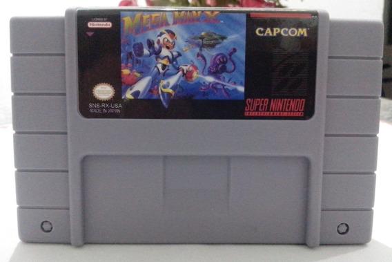 Jogo Mega Man X Snes - Frete Barato