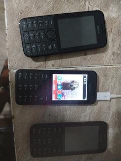 Nokia 208 Abaixou(leia Anuncio)