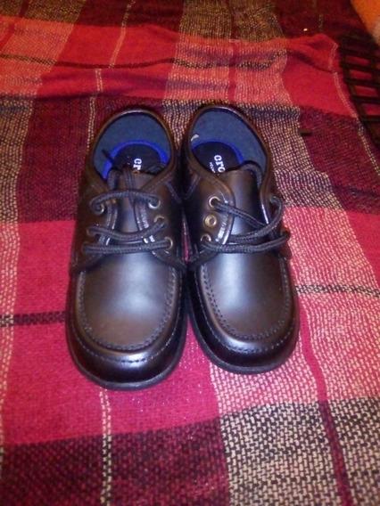 Zapato Colegial Colombiano