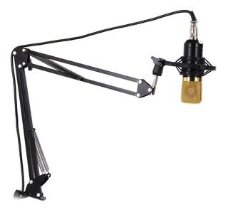 Soporte Base Brazo Ajustable Para Micrófono Condensador Bm800 Bm8000 Bm700