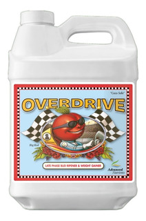 Overdrive Advanced Nutrients 500ml