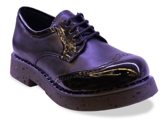Zapato Negro Savage Dama