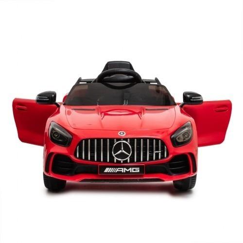 Coche Auto  A Bateria Infantil Control Remoto 12v Mercedes
