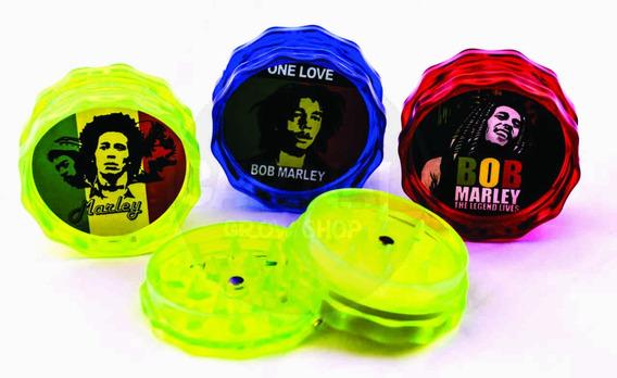 Picador De Tabaco Bob Marley Carnal Grow Envio Gratis